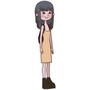 Daniela - Protagonista del gioco